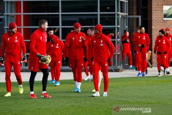 Liga Champions, Liverpool bersiap hadapi Salzburg bak laga final