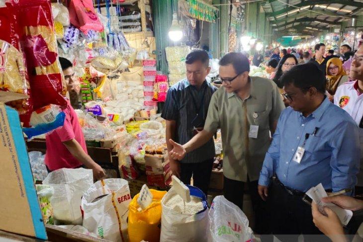 Badan Ketahanan Pangan Kementan pantau stok sembako di Kota Pontianak