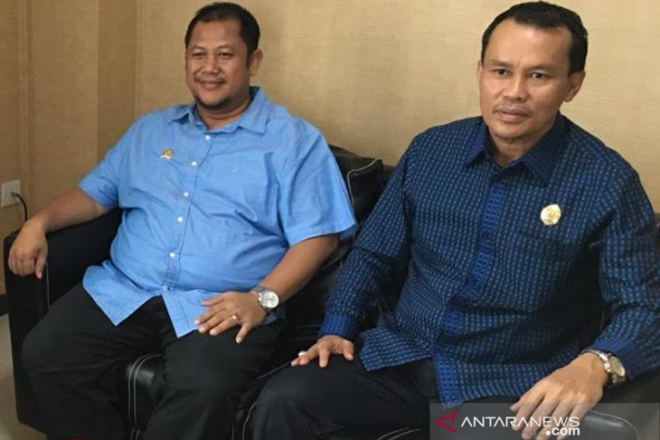 Ketua DPRD Penajam-Kukar bahas pemindahan IKN
