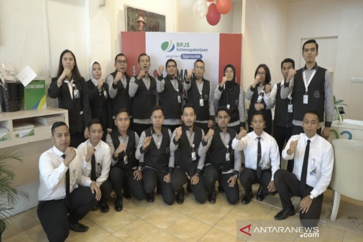 BP Jamsostek ajak karyawan dan peserta melawan korupsi