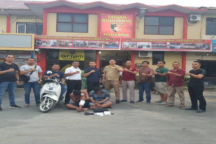 Polisi Binjai tembak kaki pelaku pencurian dengan kekerasan