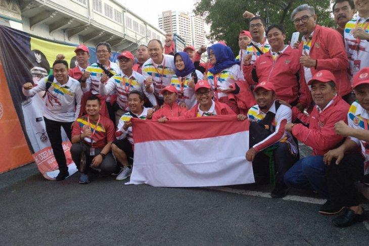 Wawali Kota Bandung bawa 50