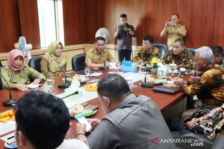 Pemkab Sukabumi pelajari tata kelola informasi ke Diskominfo Bogor
