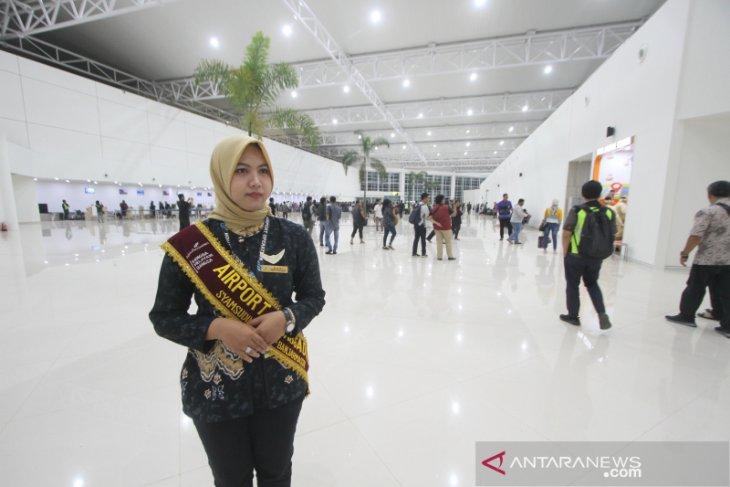 Terminal Baru Bandara Syamsudin Noor Resmi Beroperasi