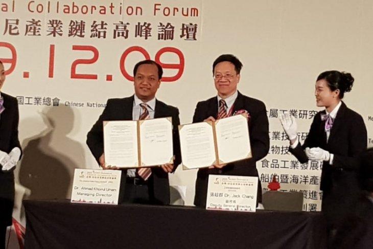 Paramadina, Taiwan's ITRI agree on technology development cooperation