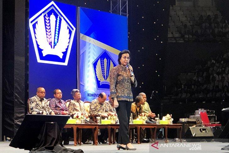 Sri Mulyani ingatkan lulusan PKN STAN berkontribusi jaga uang negara