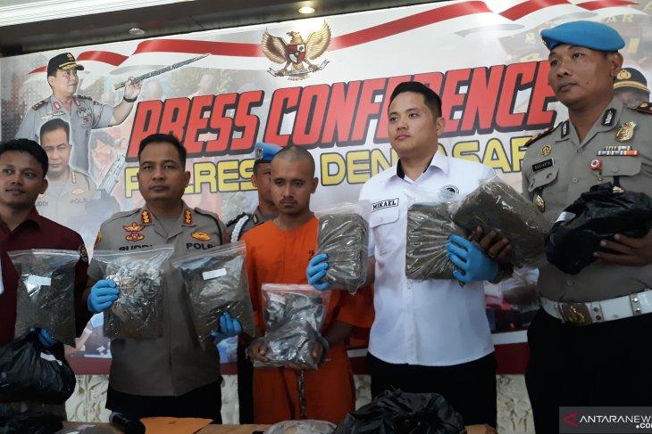 Polres Denpasar ancam tembak mati pengedar narkoba