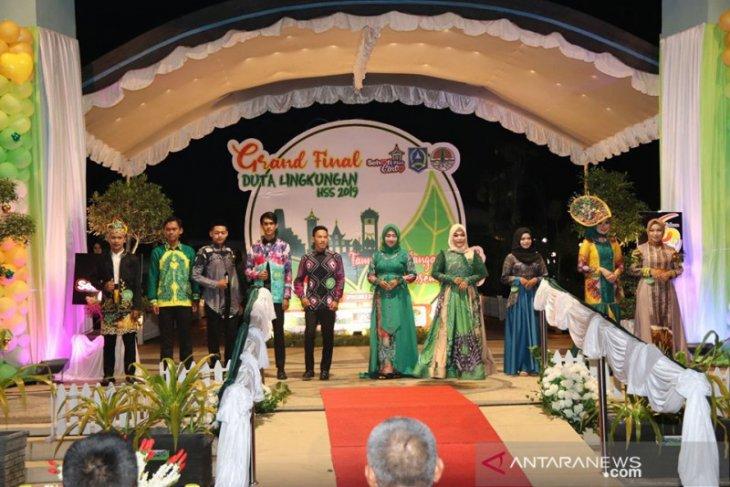 Dispera KPLH HSS gelar malam Grand Final Duta Lingkungan