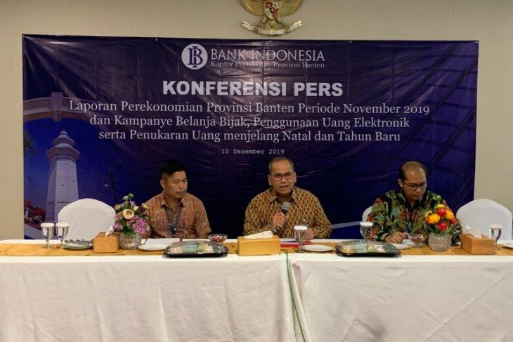 Ekonomi Banten triwulan III/2019 tumbuh 5,41 persen