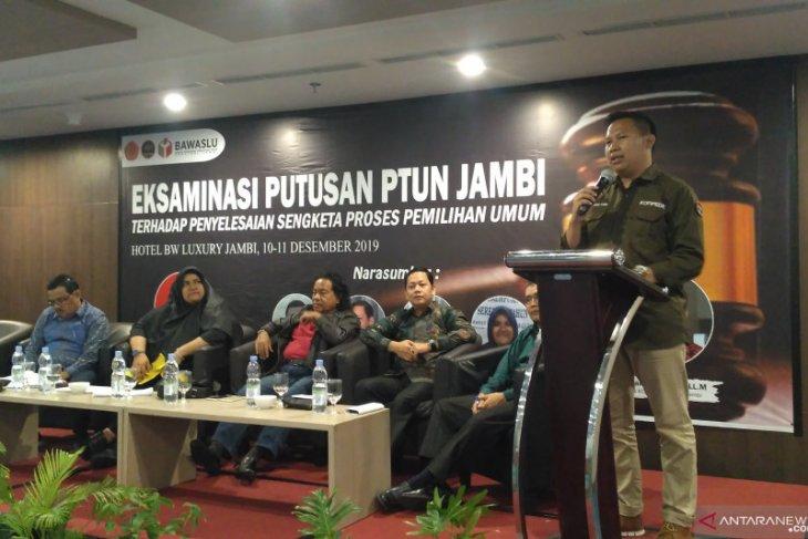 Kopipede Jambi eksaminasi putusan PTUN terkait sengketa pemilu