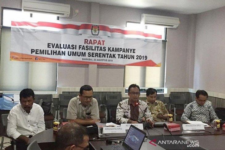 Empat Komisioner KPU HST sepakat ganti Johransyah sebagai ketua