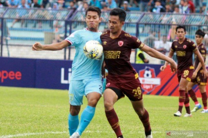 Liga 1: Persela vs PSS Sleman 1-0, Laskar Joko Tingkir menjauh dari degradasi