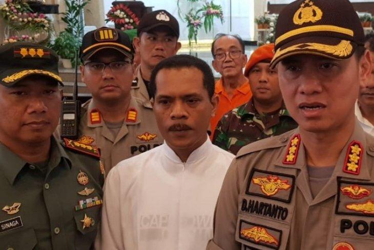 TNI-Polri siap berikan rasa aman selama perayaan Natal di Medan
