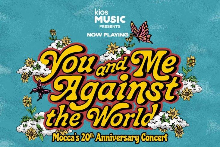 Mocca gelar konser rayakan dua dekade bermusik
