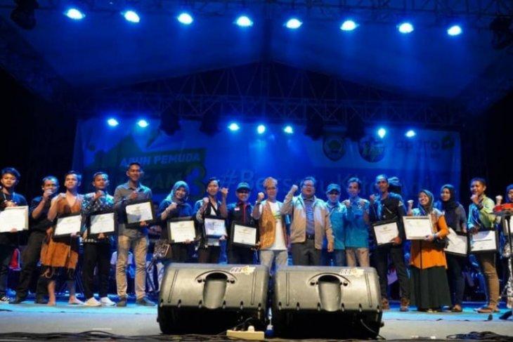 Aruh Pemuda Sanggam ajang pemersatu komunitas