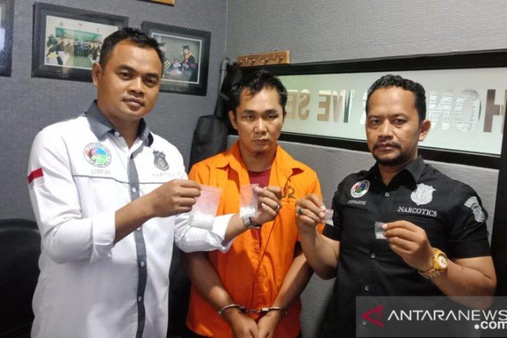 Transaksi sabu di SPBU Bekasi, Kubil diringkus polisi