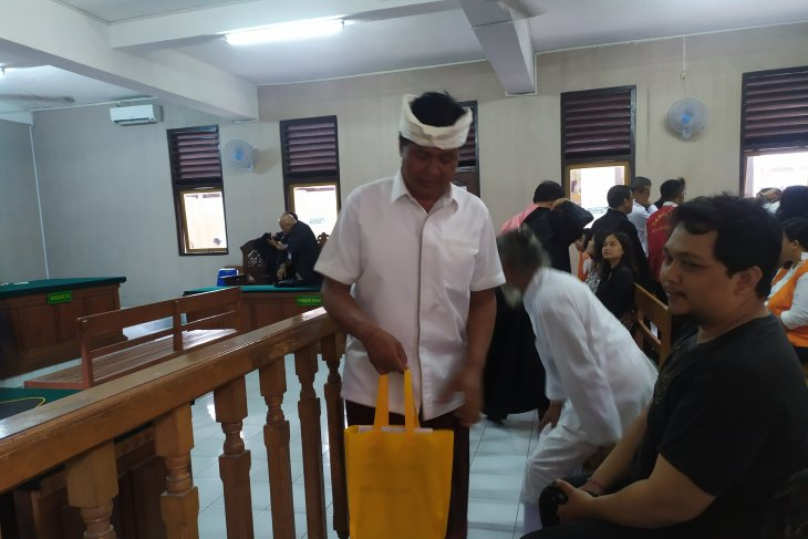 Mantan wakil gubernur dituntut 15 tahun penjara