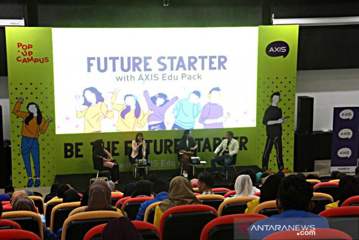 AXIS Pop Up Campus Di Banjarmasin