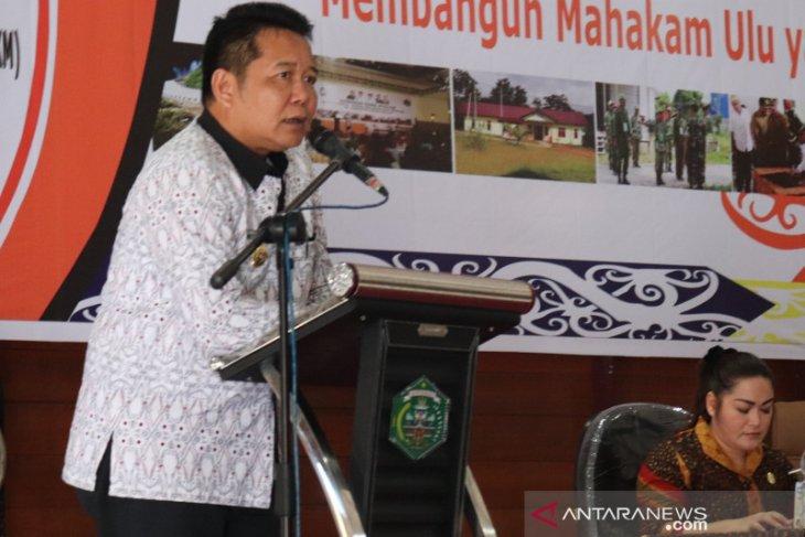 Bupati Mahakam Ulu ingatkan pembangunan kampung bertumpu tiga pilar