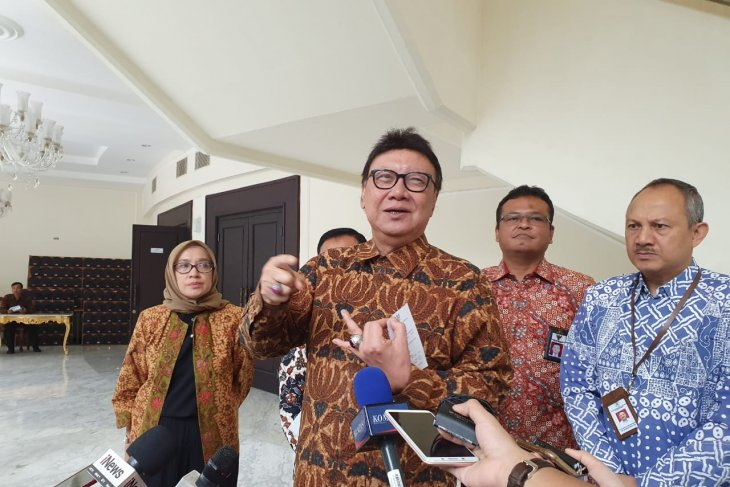 Pengalihan status pegawai KPK jadi ASN tunggu pimpinan baru