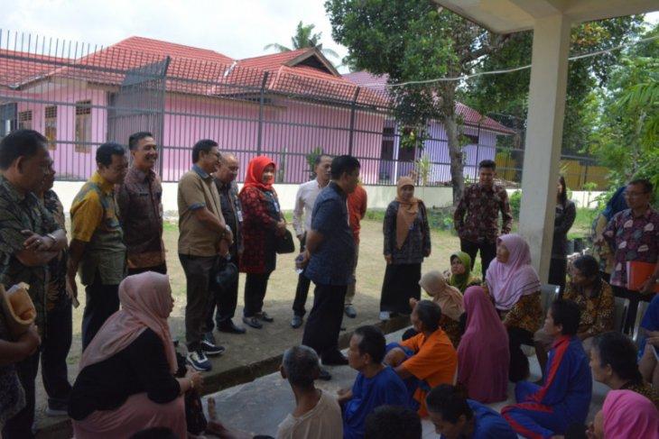 Komisi IV Tinjau RSJ Jambi dan Dua Panti Sosial