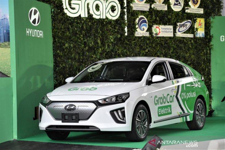 Mobil listrik Hyundai masuk Indonesia, dipakai Grab 20 unit mulai 2020