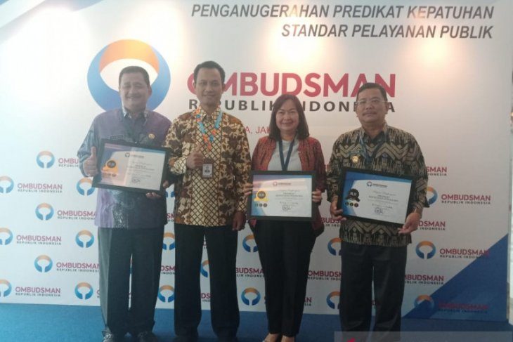 Ombudsman siapkan hasil penilaian kepatuhan standar pelayanan publik