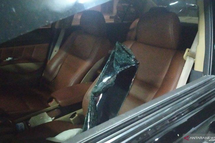 Satu unit mobil di DPRD Sumut dirampok