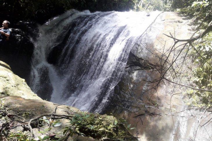 Hutan Wehea miliki potensi objek wisata air terjun Mbang Long Pla