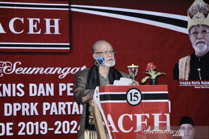 Tuha Peut: Kader PA harus mampu kembalikan kepercayaan rakyat