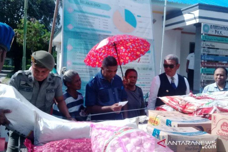 Pemkab Malra gelar pasar murah di desa