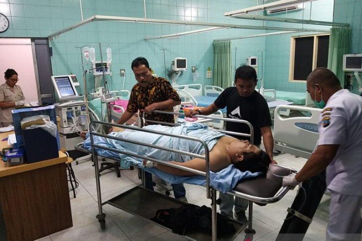 Jurnalis TVRI Salomo Tobing kecelakaan usai meliput razia pekat