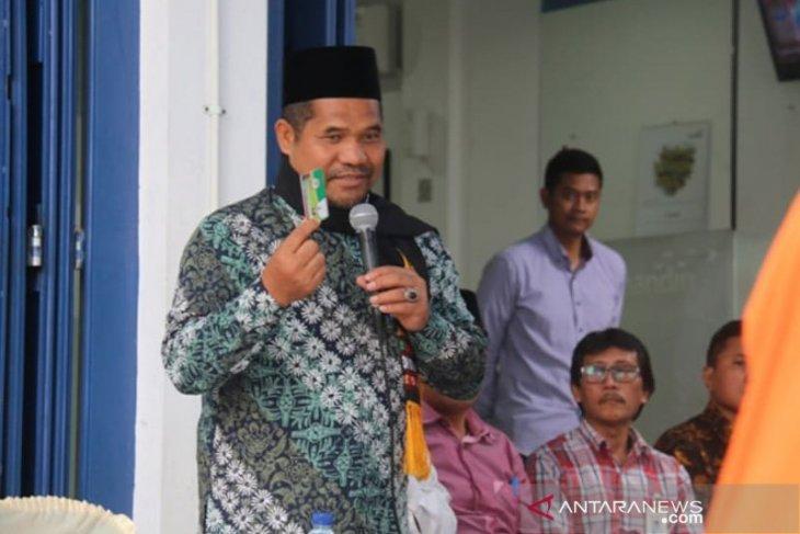 2.450 petani di Bener Meriah terima Kartu Petani Mulia