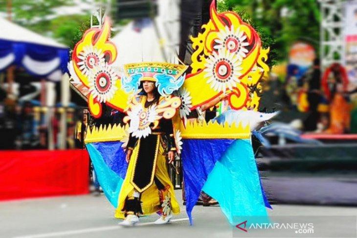 Ratusan peserta siap meriahkan 'Sampit Ethnic Carnival'