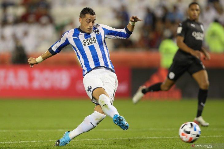 Monterrey tantang Liverpool di semifinal Piala Dunia Klub