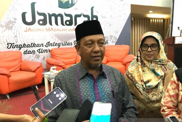 Kemenag sebut 40 travel umrah belum kantongi izin di Aceh