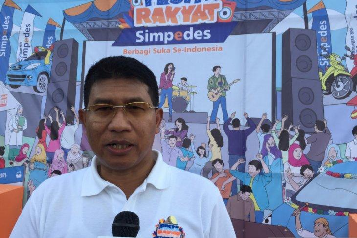BRI Aceh kasih hadiah Alphard