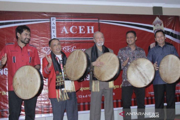 Legislatif dari Partai Aceh lahirkan lima manifesto di Nol Kilometer