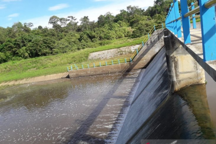Miau Baru harapkan pembangunan bendungan irigasi