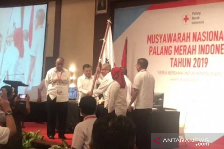 Jusuf Kalla kembali pimpin PMI untuk ketiga kalinya