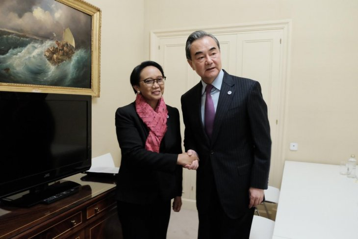 FM Marsudi believes 2020 to be noteworthy for Indonesia, China