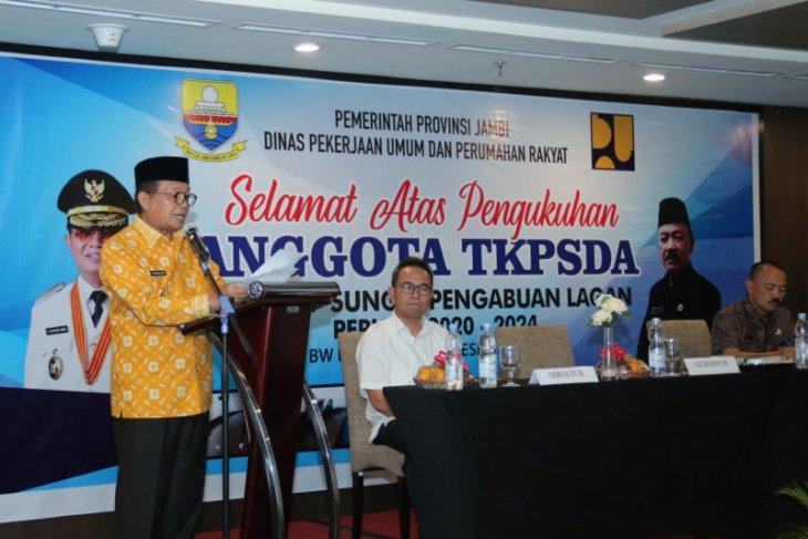 Gubernur: pengelolaan SDA Diukur dari empat indikator