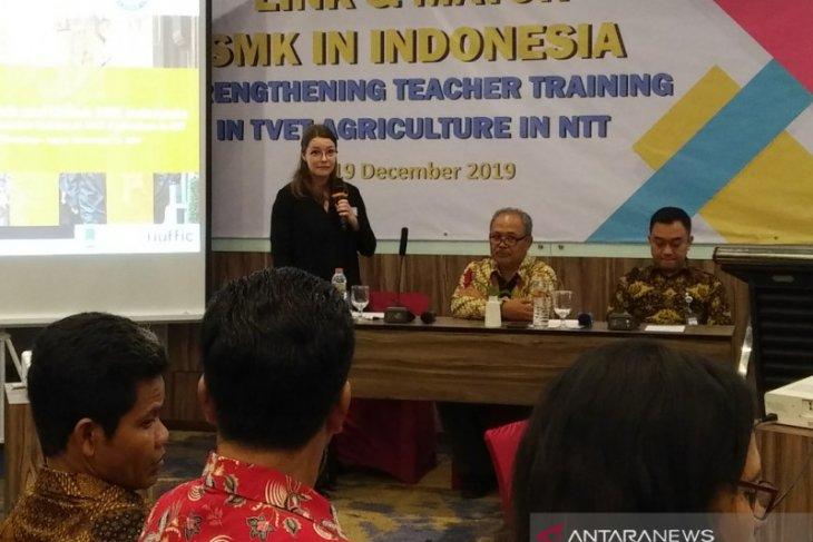 Polbangtan-MSM Belanda latih penguatan kemampuan guru SMK di NTT