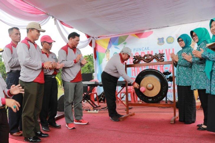 Bulan Bhakti Gotong Royong momentum mantapkan tekad kebersamaan