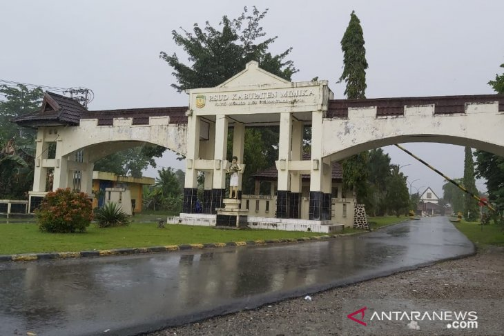Jenazah dua prajurit TNI gugur di Intan Jaya dievakuasi ke Timika