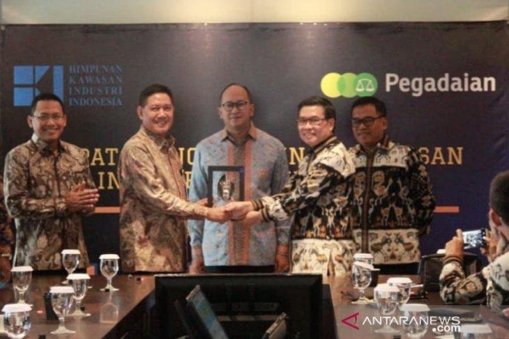 Pegadaian gandeng kawasan industri Indonesia guns kembangkan bisnis produk