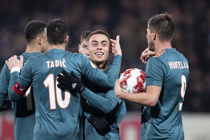 Piala Belanda, Ajax, AZ dan PSV melenggang ke 16 besar Piala Belanda
