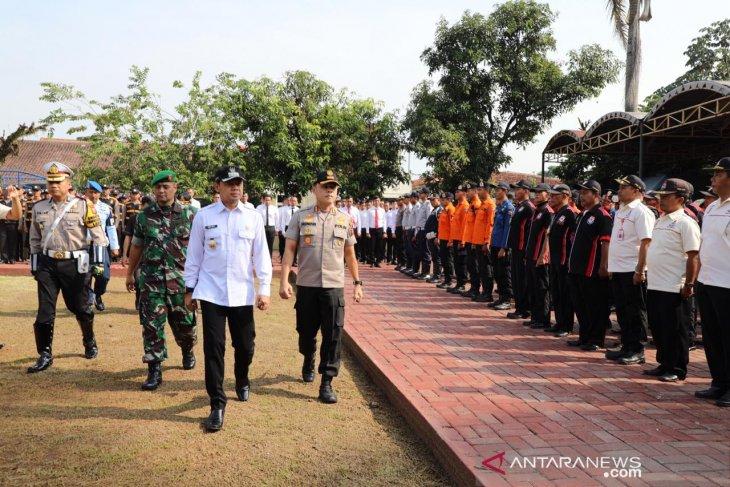 1.400 personel gabungan siap amankan Natal dan Tahun Baru 2020 di Kota Bogor