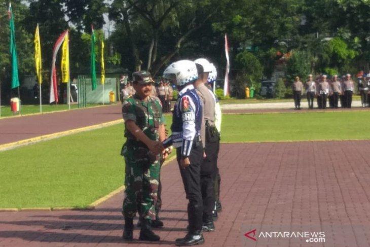 Panglima TNI: Kesiapan dan sinergi seluruh komponen dapat menjaga Natal aman