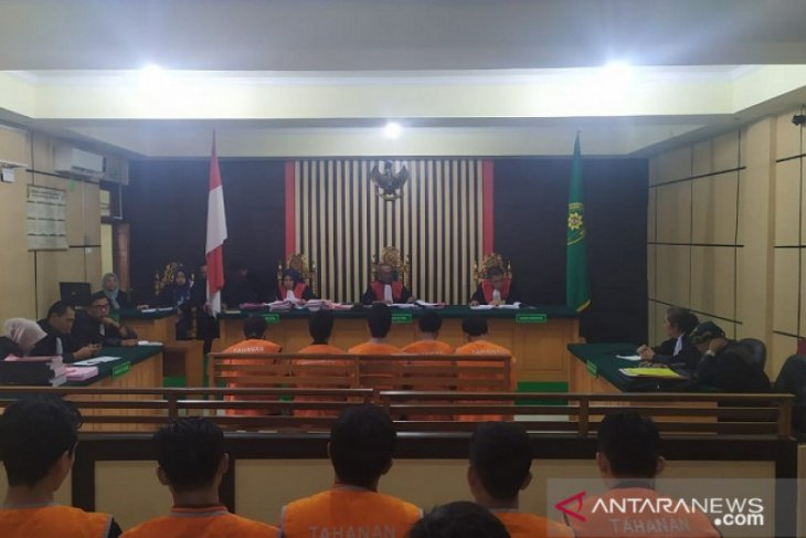 Ketua Serikat Mandiri Batanghari divonis empat tahun penjara